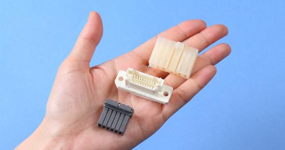 精密プラスチック製品の製造
